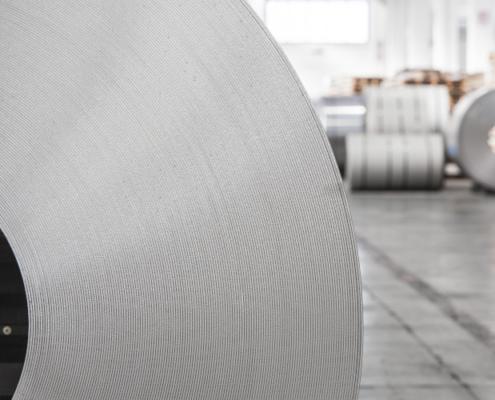 aliuminio baliustrados sistemos